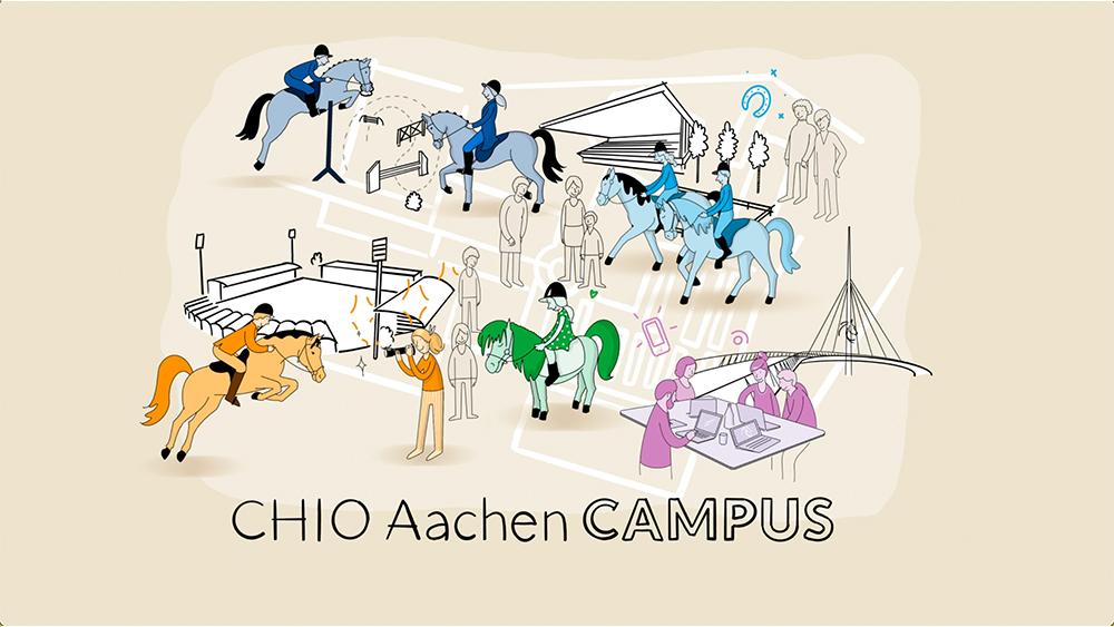 CHIO Aachen CAMPUS Erklärvideo